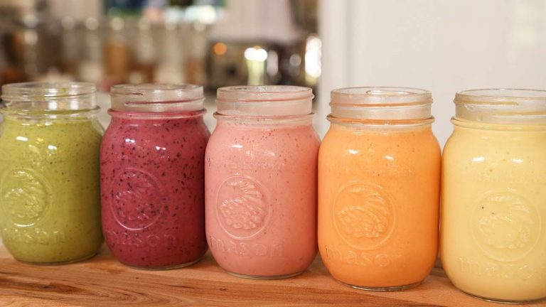 The 5 Healthy and Yummy Smoothie Recipes